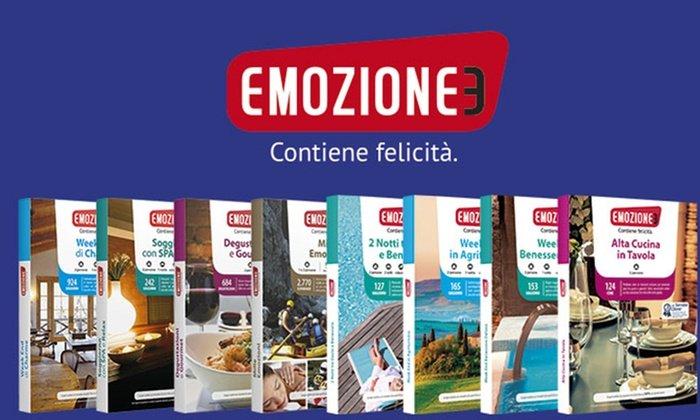 Cofanetto EMOZIONE 3