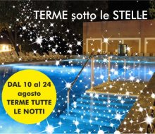 Terme sotto le stelle & Pinsa Romana