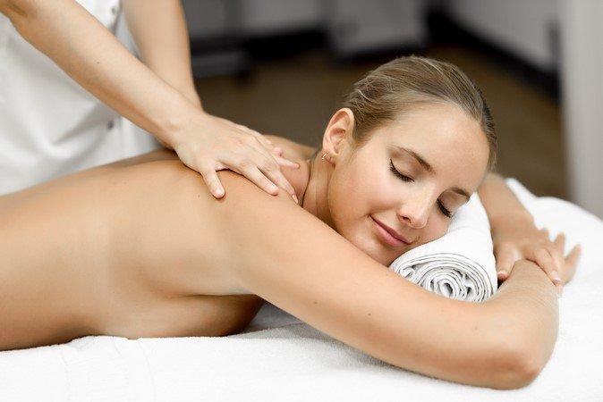 Massaggio Relax - 50'