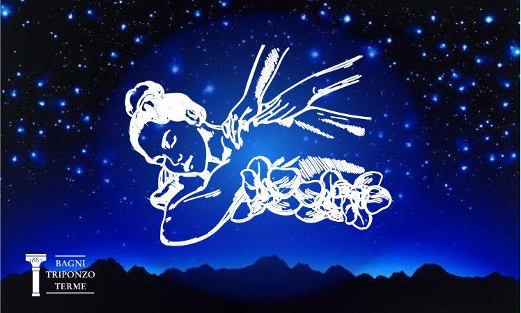 Massaggio sotto le stelle