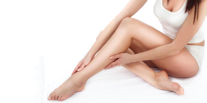 Epilazione gamba intera e inguine
